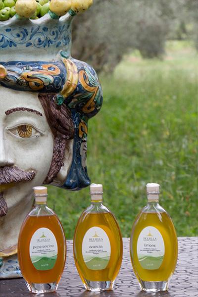 Citrus and Spiced Oils Deliella