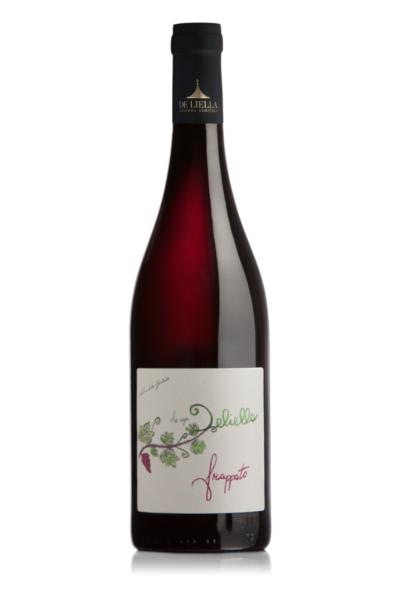 Red wine Frappato Deliella