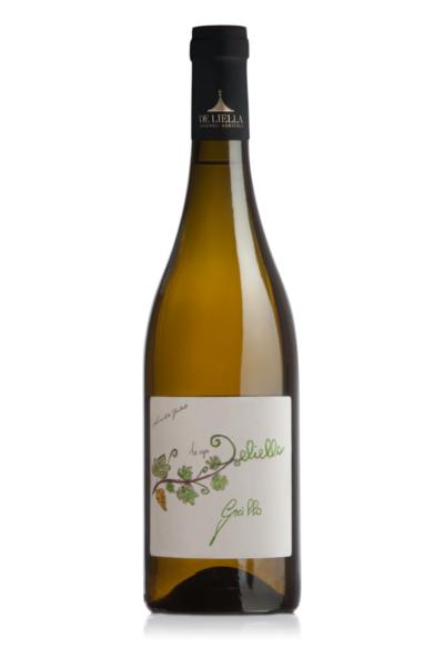 White wine Grillo Deliella
